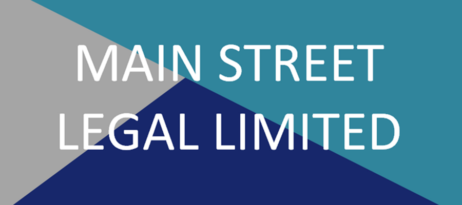 Mainstreet Legal Logo